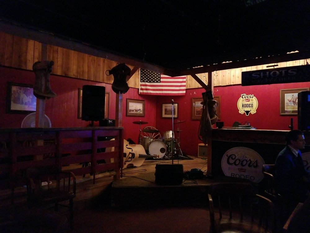 Chisholm's Saloon