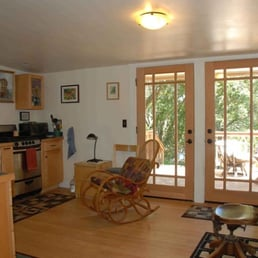 Photo Of Penngrove Gardens Cottage   Petaluma, CA, United States. Kitchen  Has Round