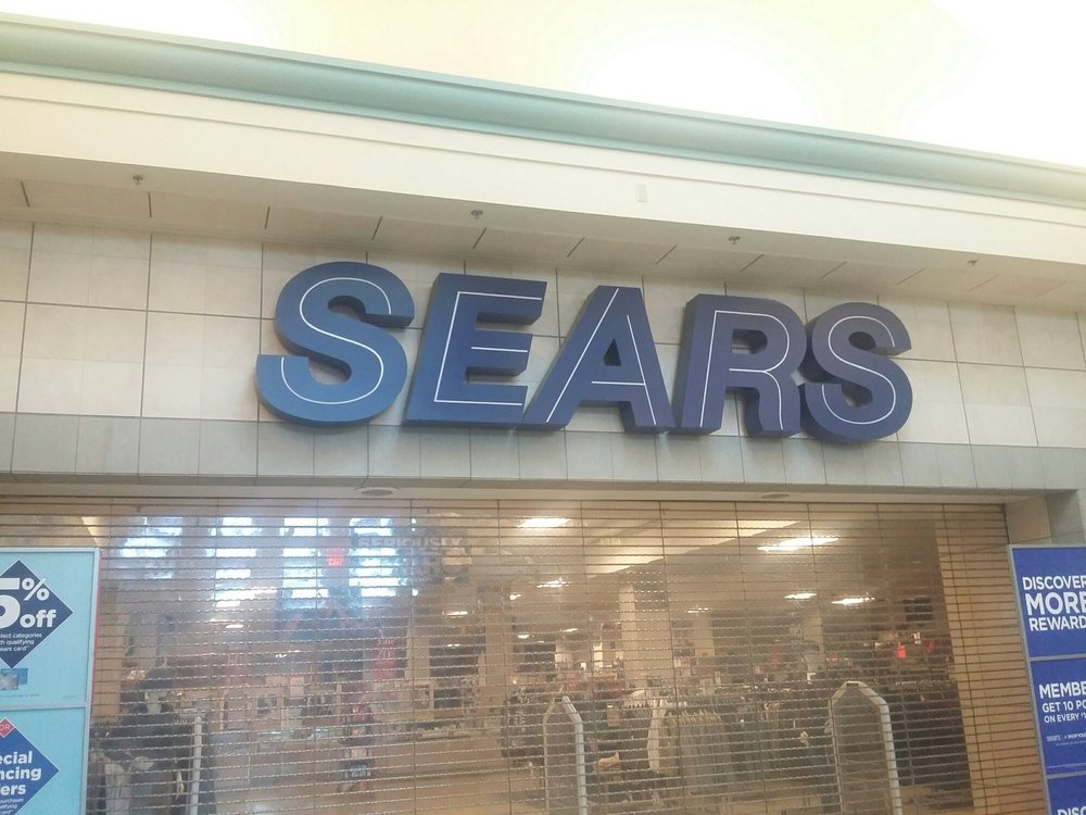 Sears - CLOSED - Department Stores - 1679 W Lacey Blvd, Hanford, CA ...