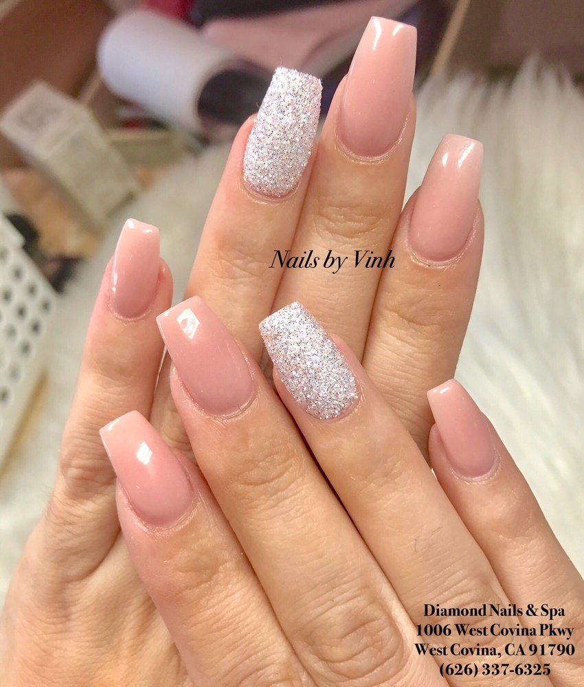Photos for Diamond Nails & Spa - Yelp