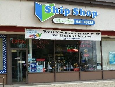 The Ship Shop: 10013 NE Hazel Dell Ave, Vancouver, WA