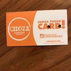 Choza taqueria order food online 31 photos 38 reviews photo of choza taqueria new york ny united states reheart Choice Image