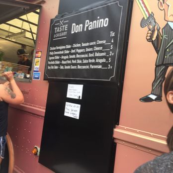 Don Panino Food Trucks 3133 Hospital Drive Nw Calgary Ab Yelp