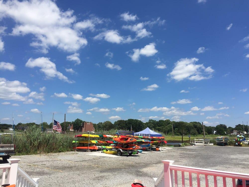 Indian River Marina & Kayak: 58 Commerce St, Clinton, CT