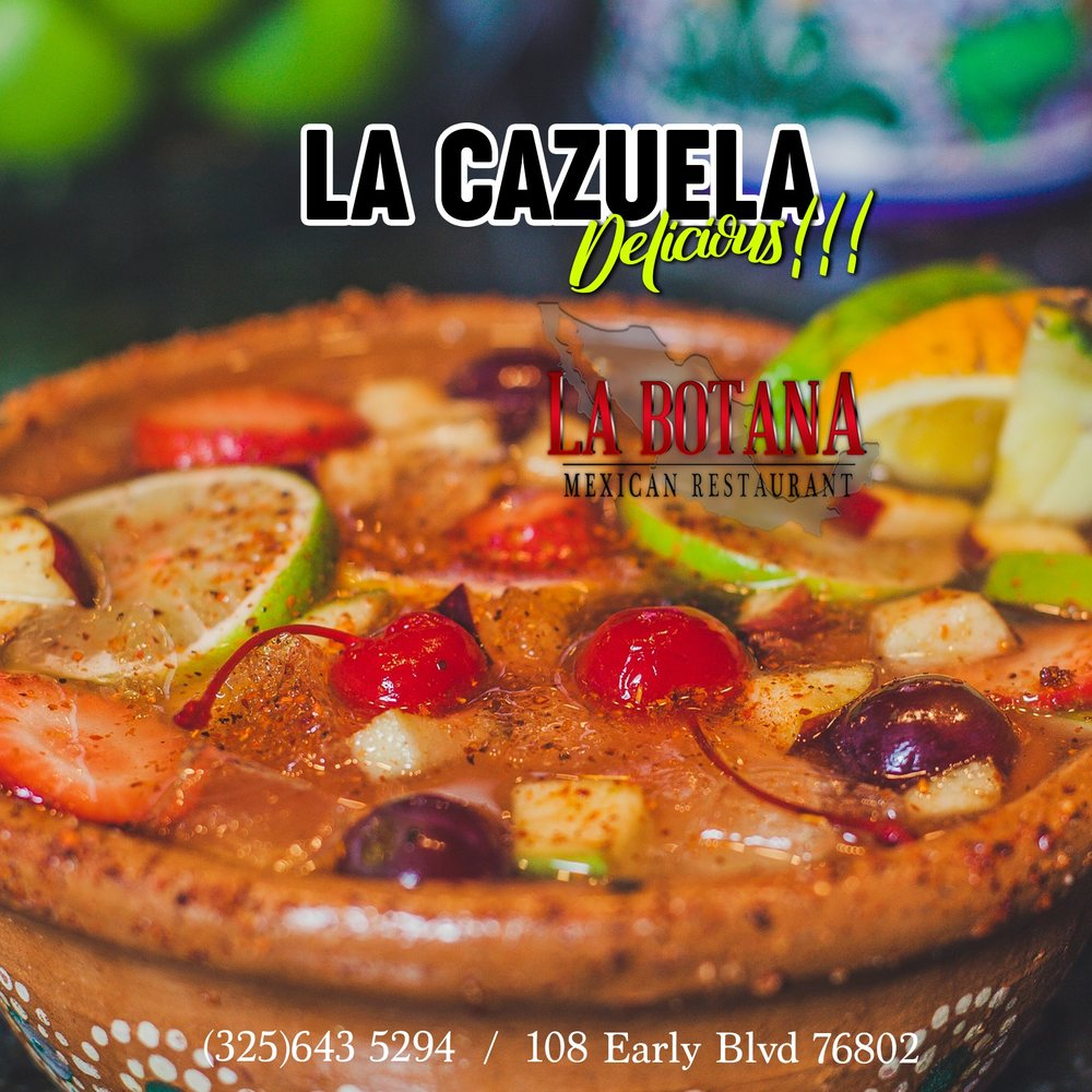 Food from La Botana Mexican Grill & Bar