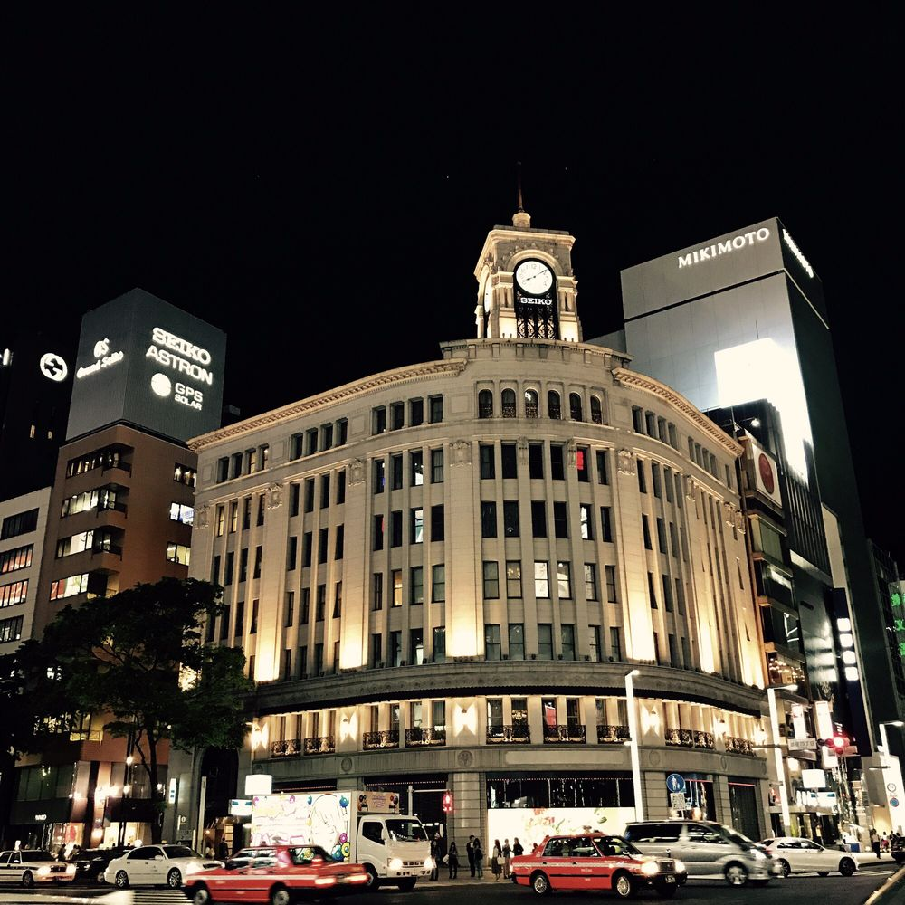 WAKO GINZA TOKYO