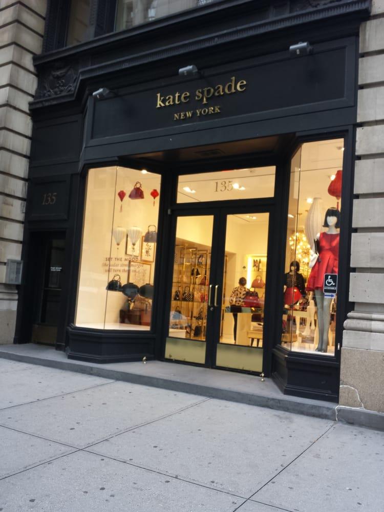 kate spade new york 24 photos 44 avis accessoires 135 fifth ave flatiron new york ny. Black Bedroom Furniture Sets. Home Design Ideas