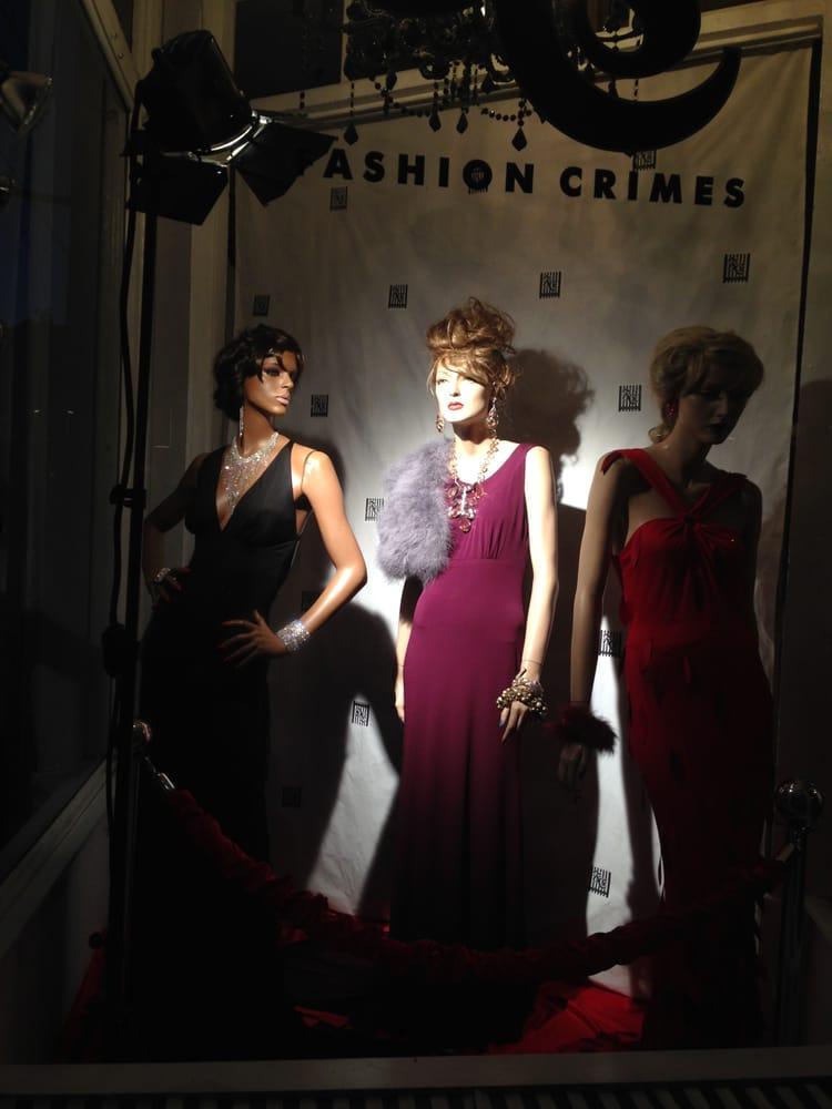 Fashion Crimes Queen Street Toronto