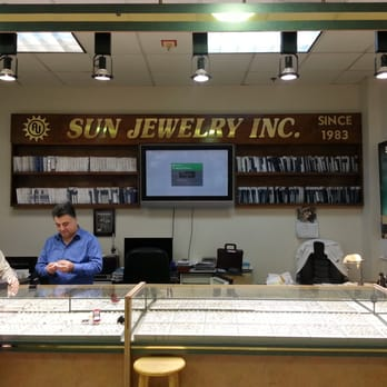Sun jewelry 30 photos 32 reviews jewellery 700 s for August jewelry store los angeles