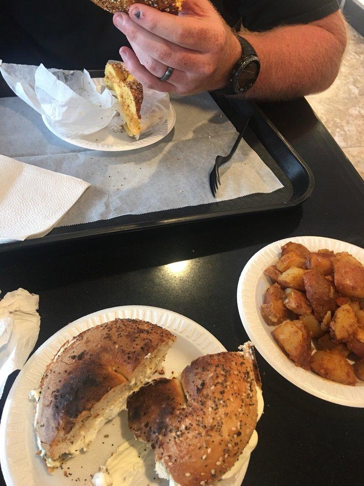 Bean & Bagel Cafe: 4426 Middle Country Rd, Calverton, NY