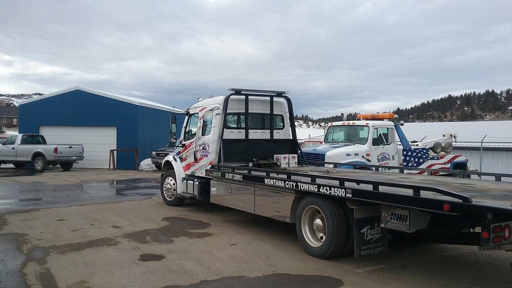 Montana City Towing: 2 Albertine Ln, Montana City, MT