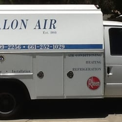 Avalon Air Conditioning Reviews Heating Air Conditioning - Avalon truck