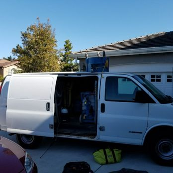 Photo of On The Spot Carpet Cleaning - Monterey, CA, United States. His