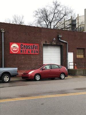 Crossfit Hit and Run