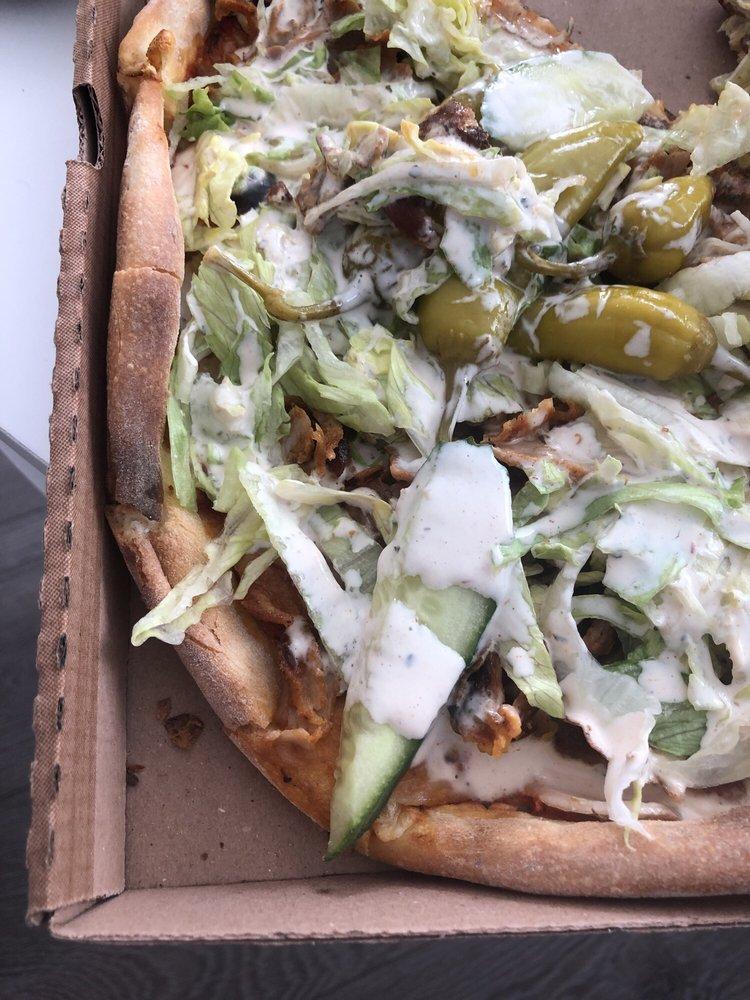 H.F Pizzeria Amanos