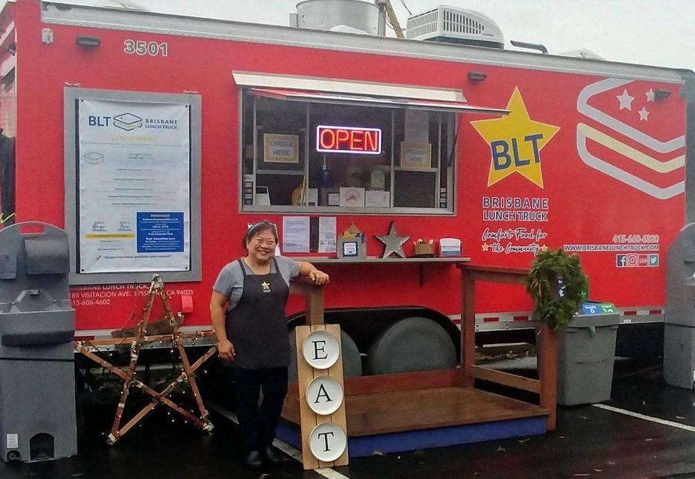 Brisbane Lunch Truck: 3501 Bayshore Blvd, Brisbane, CA