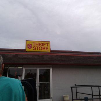 Thrift stores lancaster ohio