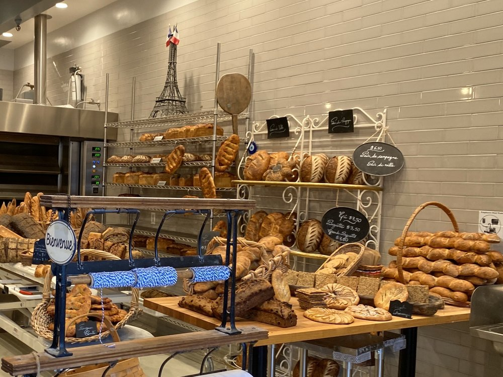 Goguette Bread: 59 Montgomery Dr, Santa Rosa, CA