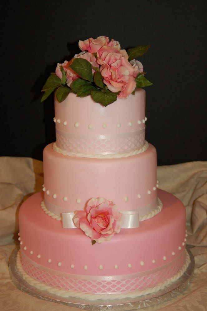 wedding cakes san diego ca pink lace wedding cake yelp 25423