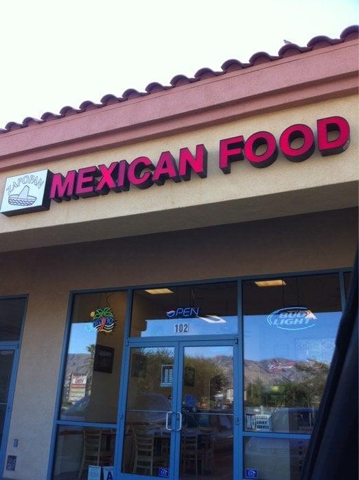 Mexican Food In Desert Hot Springs