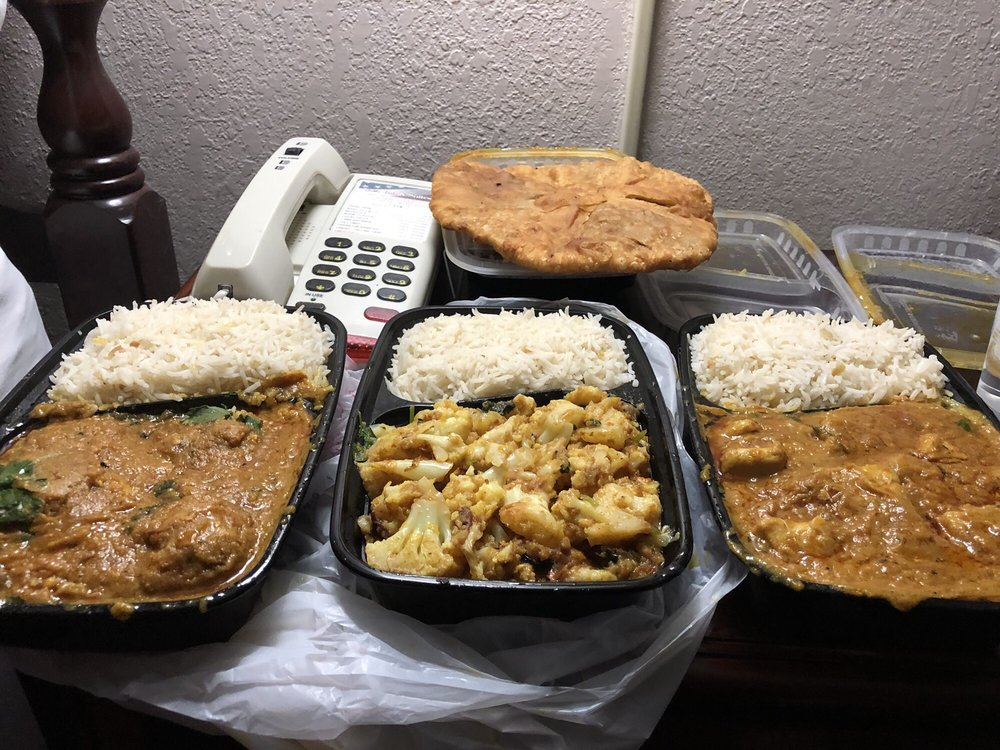 Food from Aahar India