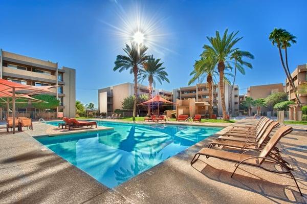 Capri On Camelback Apartments Phoenix Az