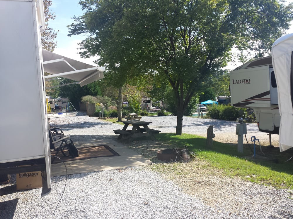 Rutledge Lake Rv Park Campgrounds 170 Rutledge Rd