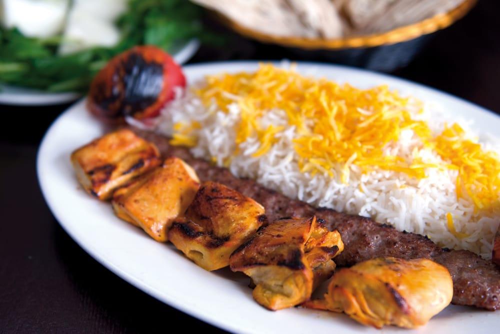N.o.k. Persian Restaurant Parsa Persian Cuisine ...