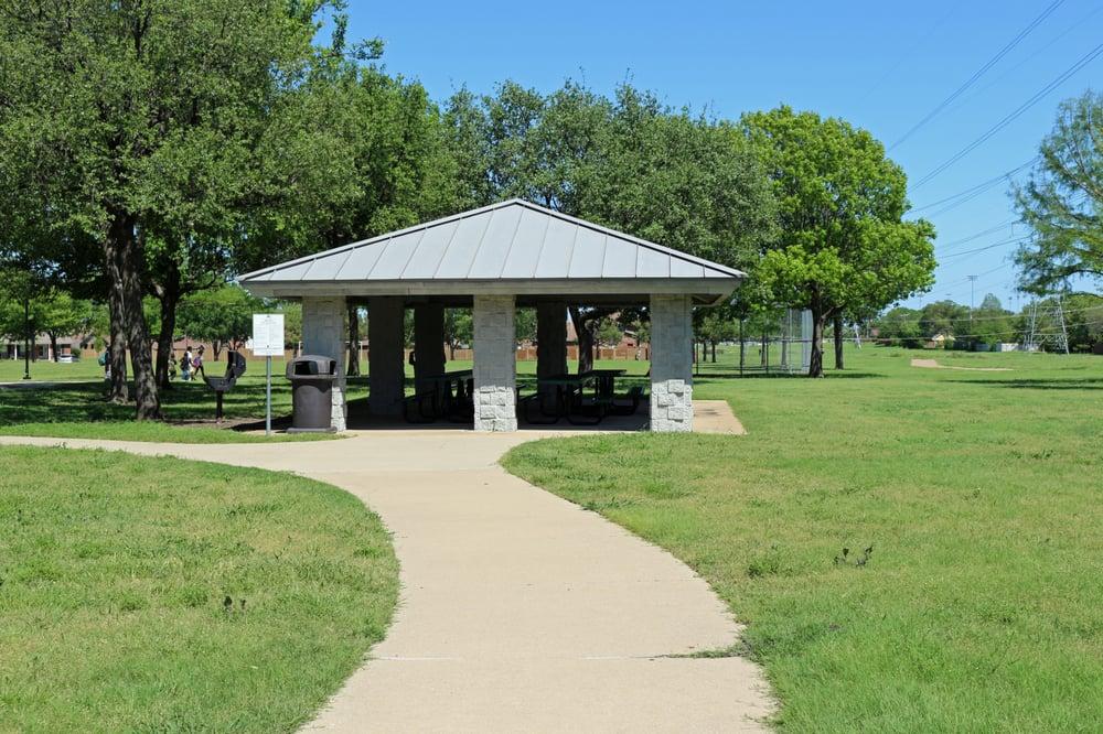 Wagon Wheel Park: 6475-6501 Rainier Rd, Plano, TX