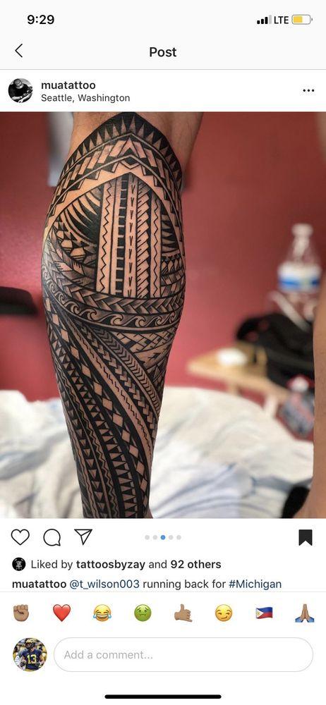 Paka Polynesian Tattoo: 108 Central Ave N, Kent, WA