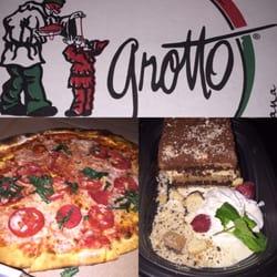 Photo Of Grotto Ristorante   Las Vegas, NV, United States. Margherita Pizza  U0026