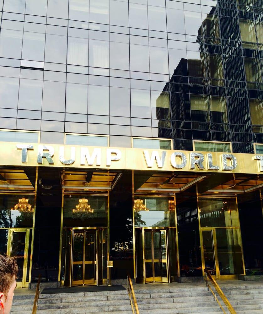 Trump World Tower Condos