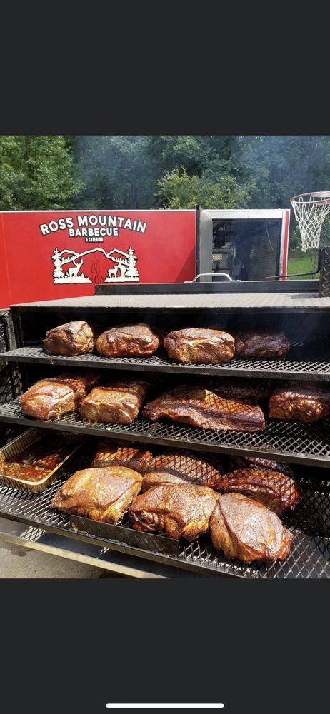 Ross Mountain BBQ & Catering: 130 Mount St, Sherrodsville, OH