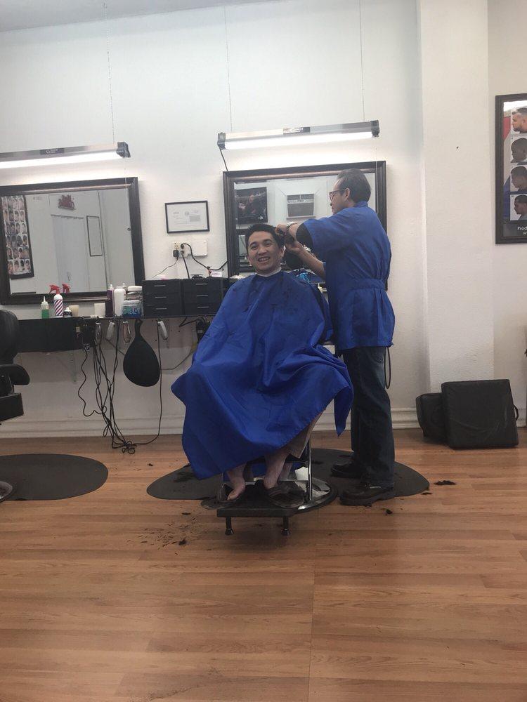 Michael's Barber Shop: 965 Beaumont Ave, Beaumont, CA