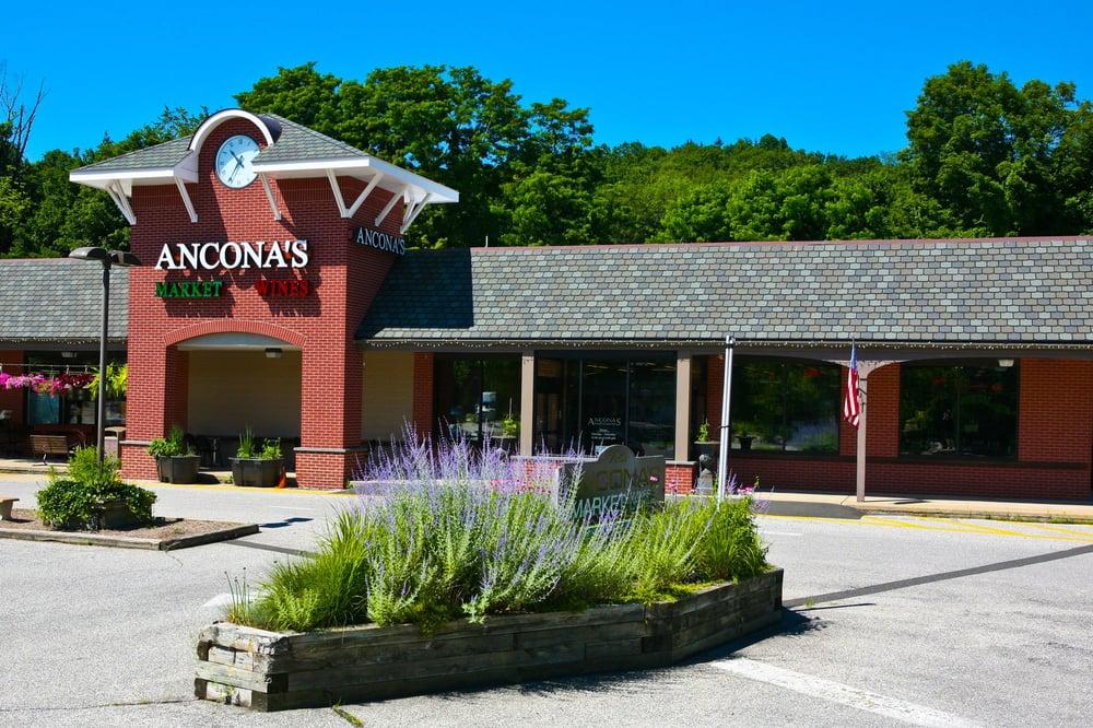 Ancona's Wines & Liquors: 720 Branchville Rd, Ridgefield, CT