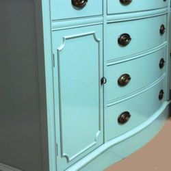 Photo Of Renew Home Furnishings   Richmond, VA, United States. Custom Spray  Lacquer