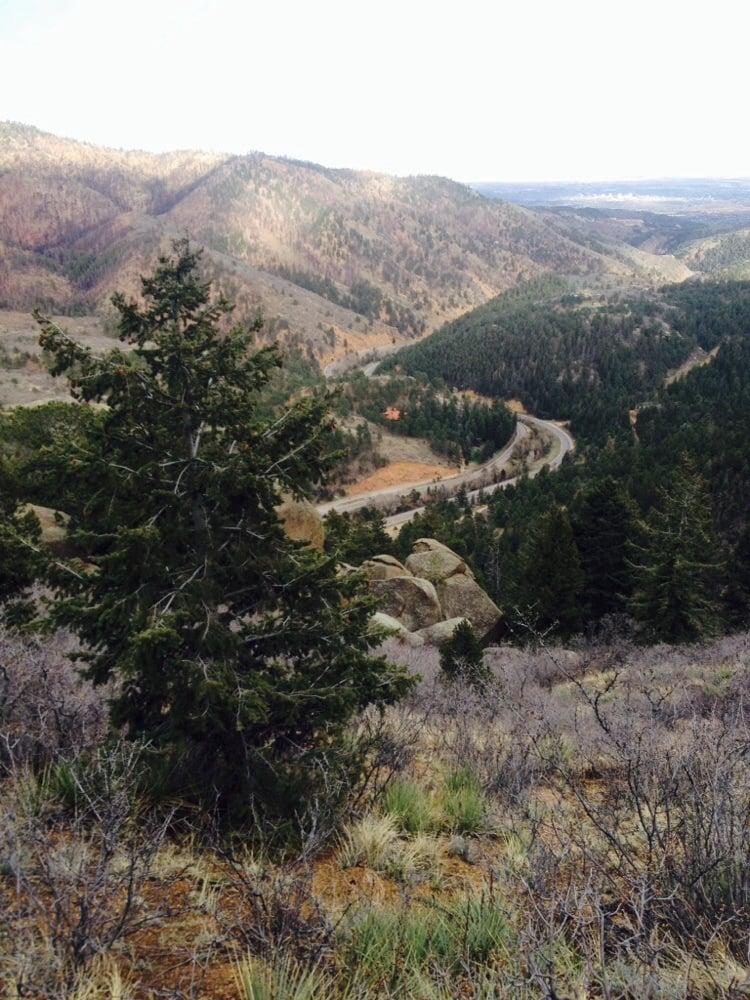Heizer Trail: Cascade, CO