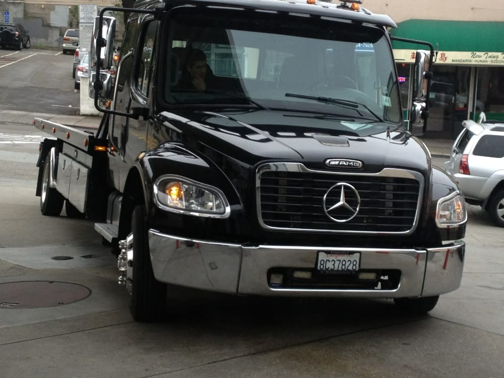 Towing business in San Bruno, CA