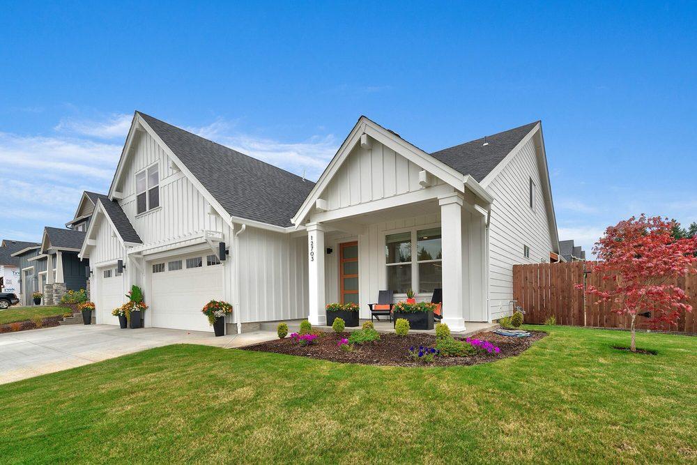 Kingston Homes: 5211 NE 134th St, Vancouver, WA