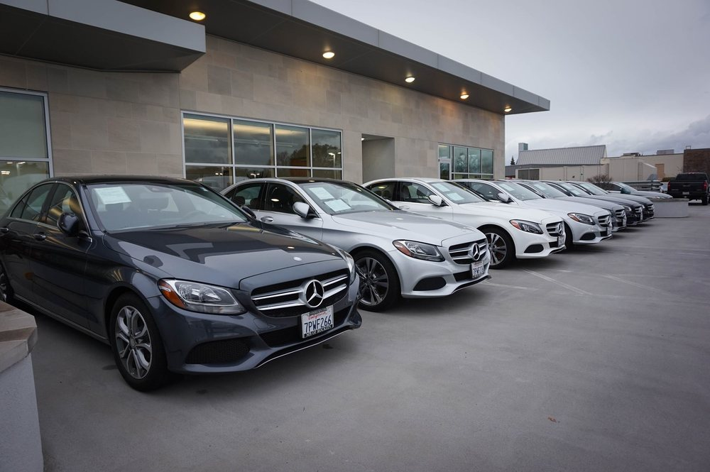 Mercedes benz of el dorado hills 29 photos 85 reviews for Mercedes benz dealership phone number