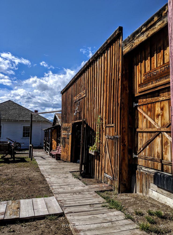 Powell County Museum: 1119 Main St, Deer Lodge, MT
