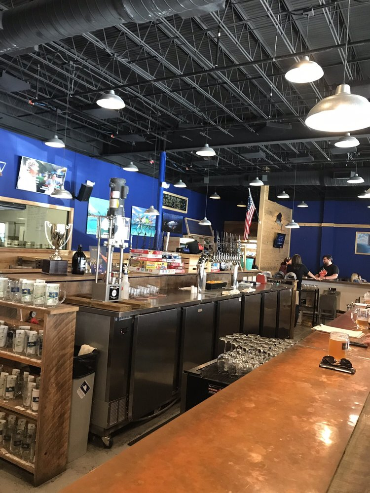 Sailfish Brewing: 130 N 2nd St, Fort Pierce, FL