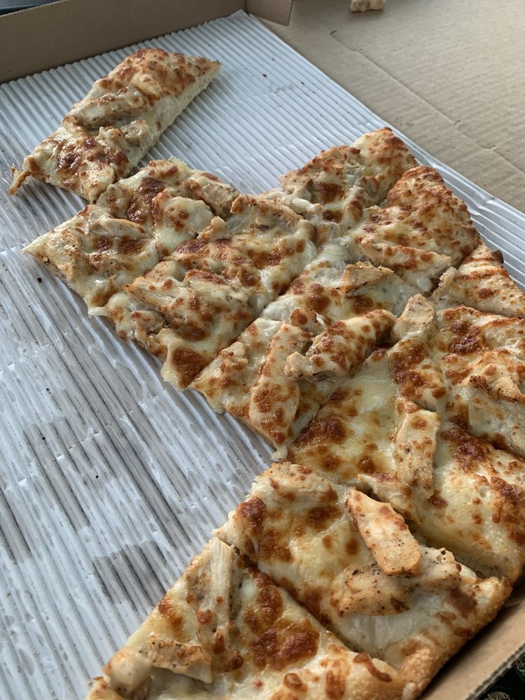 Colonial Pizza: 98 N Main St, Cedarville, OH