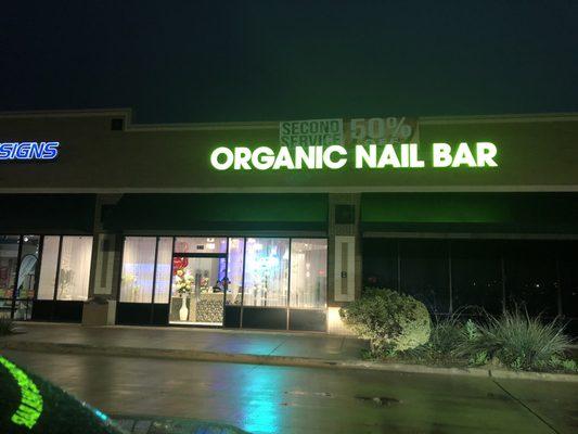 Organic Nail Bar 524 W Interstate 20 Ste 340 Grand Prairie