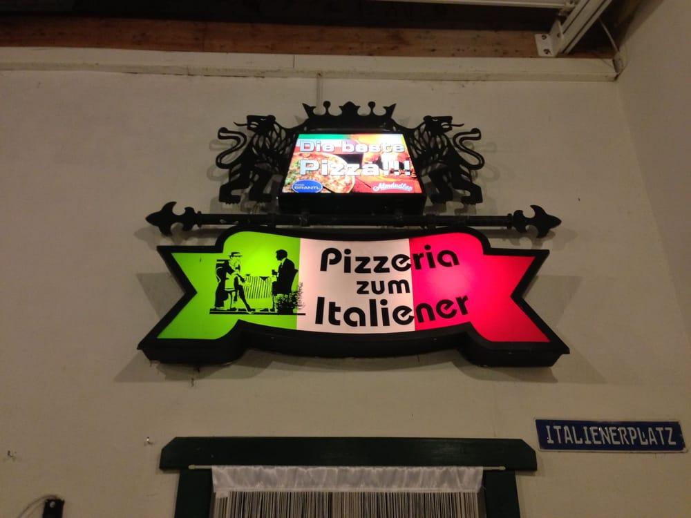 Pizzeria zum Italiener