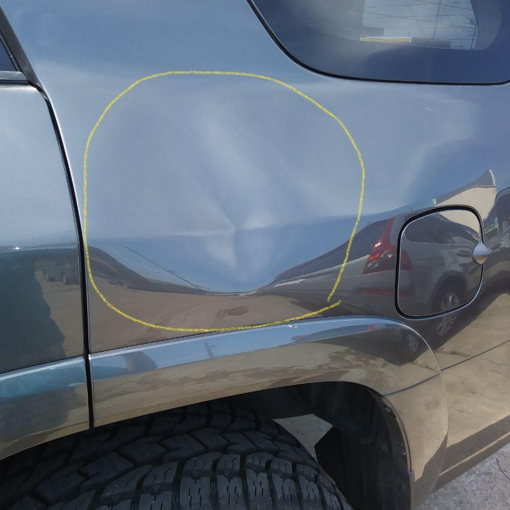 Texas Auto Dent Repair: Conroe, TX