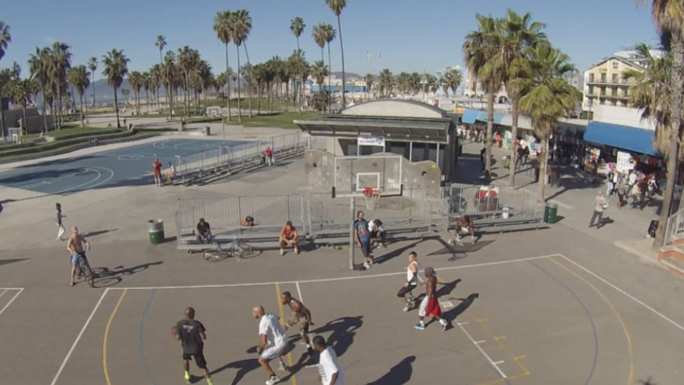 Photo Of Beach Drone Videography Photography Venice Ca United States
