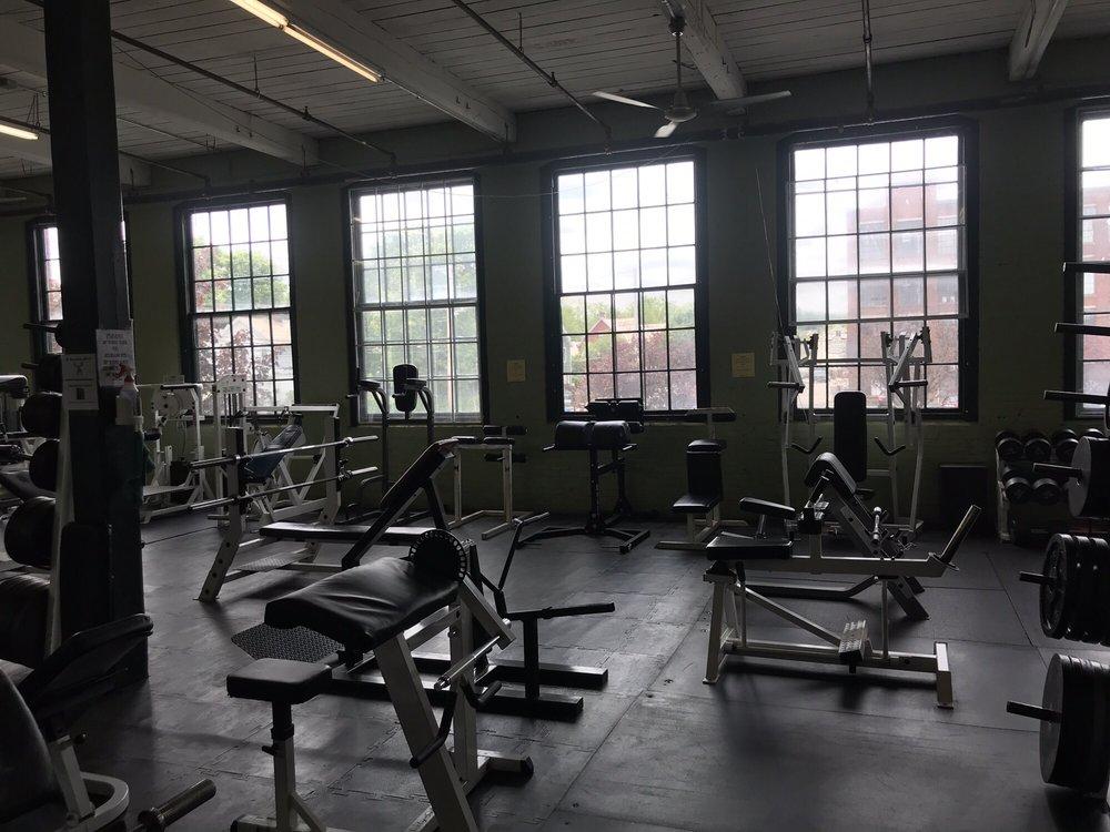 Social Spots from Revolution Racquet & Fitness Club