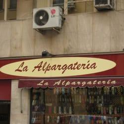 La Alpargateria Shoe Stores Calle Garcia De Paredes 74