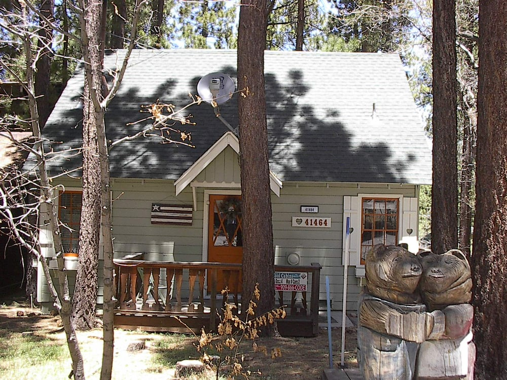 Photos For Big Bear Cool Cabins Yelp